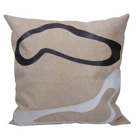 Pu Leather Cushion Cover