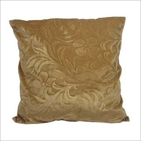 Embossed Velvet Cushion Cover