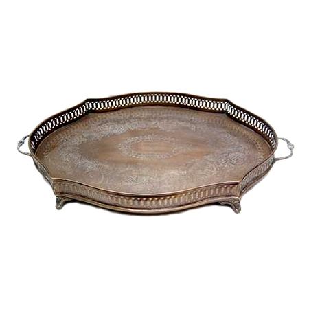 Brass Dish
