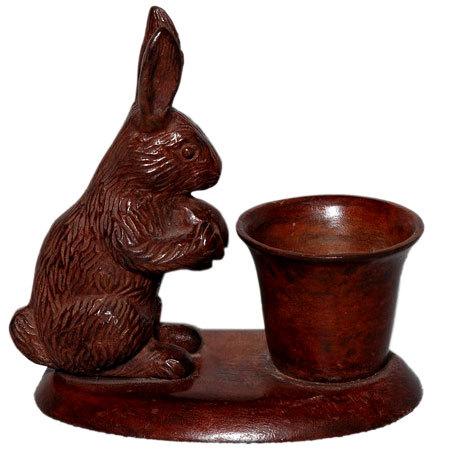 Rabbit Candle Holder