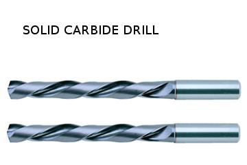 Solid Carbide Dream Drill
