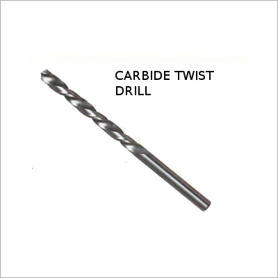 Solid Carbide Drill Jobber