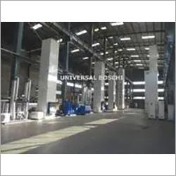 Industrial Oxygen Gas Plant
