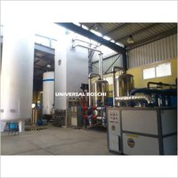 Liquid Nitrogen Production Plant