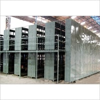 Slotted Angle Two Multi Tier Racking