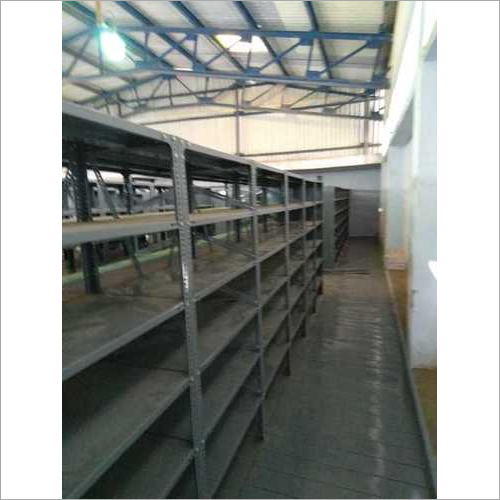 Slotted Angle Racking System & 02 Tier Racking System