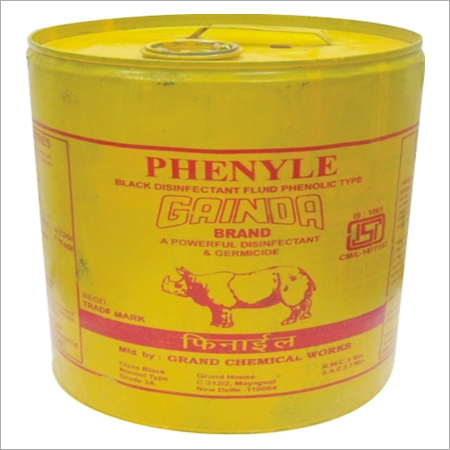 Phenyle Black Disinfectant Fluid