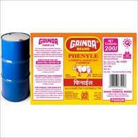 Black Disinfectant Phenolic Fluid