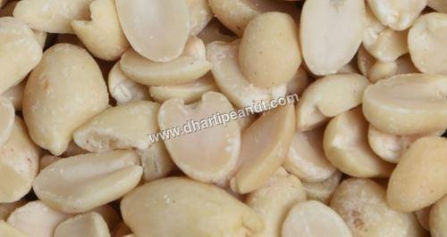 Blanched Peanut Splits