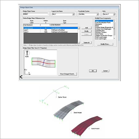 Parametric Bridge Modeling Bridge Object Model