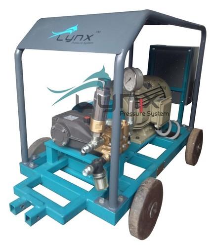 Plunger High Pressure Pumps 500 BAR