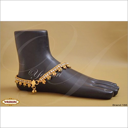 Gold fancy Payal