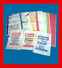 Printed Hdpe industrial  bags