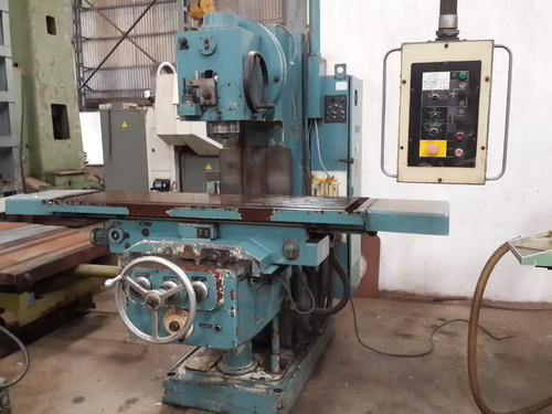 WMW Vertical Milling Machine