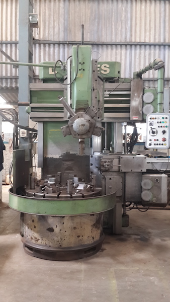 Dorries VTL Machine