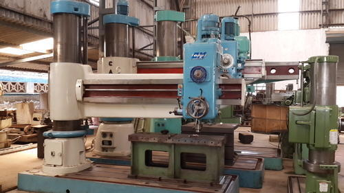 Used Radial Drilling Machine
