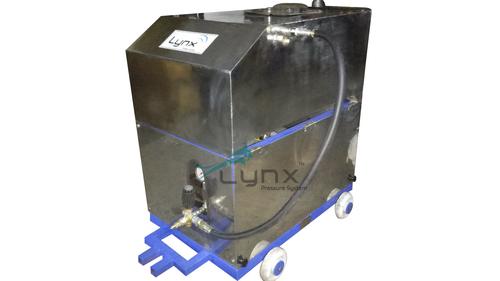 200 BAR High Pressure Reciprocating Pump