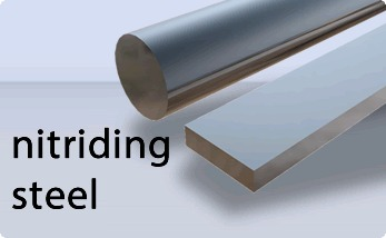 Nitriding Steels