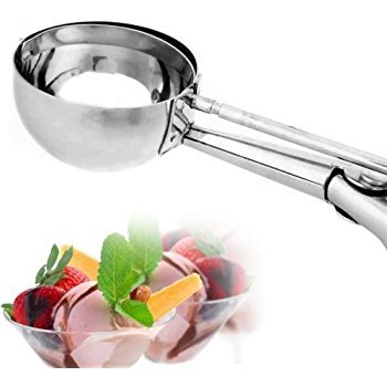 Icecream Scoop Smooth & Sturdy