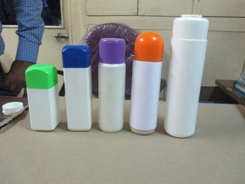 Powder Plastic Bottle