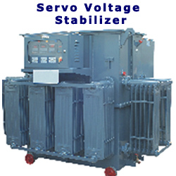 Servo Control Voltage Stabiliser