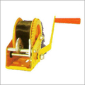 Wall Mounted Hand Winch