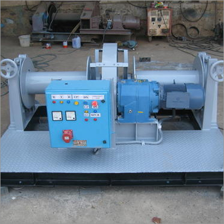Electric Double Drum Winch