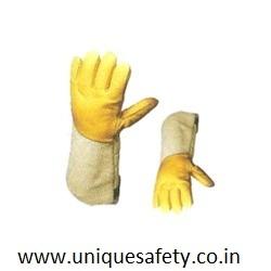 Liquid Nitrogen Handling Cryo Gloves - Tempshield