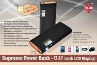 Supremo Powerbank - 15000 MAH