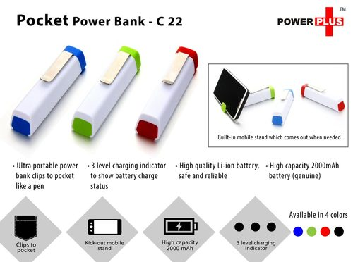 Pocket Powerbank
