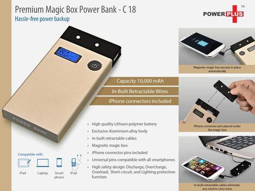 Magic Box Premium Powerbank
