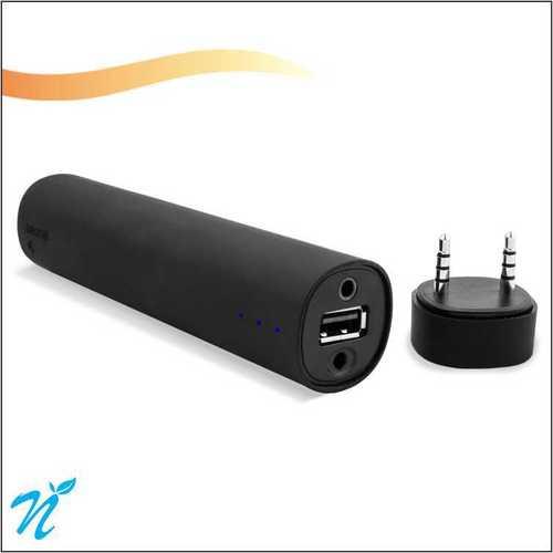 Power Bank Cum Speaker