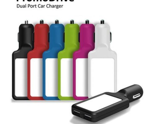 Pro Car Charger - 2Amp