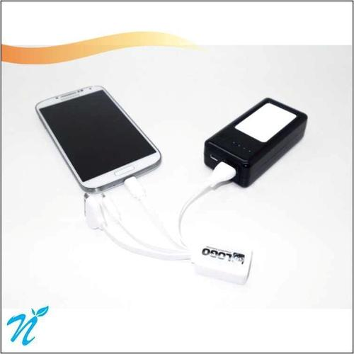 USB Power Bank Ion 4400 mAH