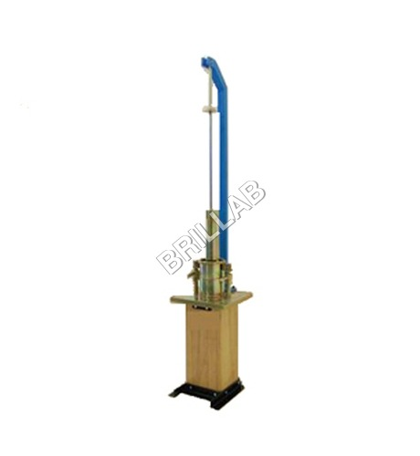 Compaction Pedestal/Compaction Hammer