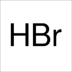 HBr Gas in Acetic Acid