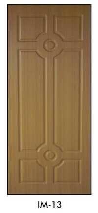 Teak Wood Membrane Doors (IM-13)