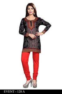 Incredible American crepe kurti