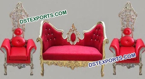 Latest Design Wedding Furniture Sofa Chaise