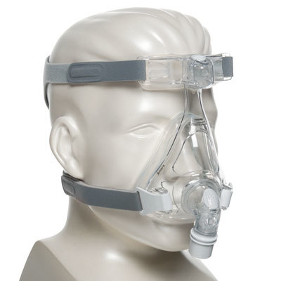 AMARA FULL FACE BIPAP MASK
