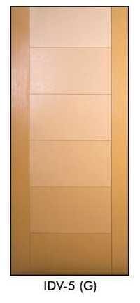 Teak Veneer Doors