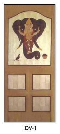 Moulded Veneer Doors