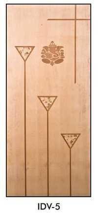 Engineered Veneer Doors