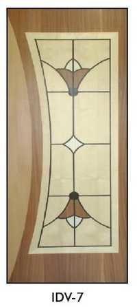 Solid Teak Veneer Doors