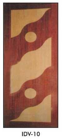 Decorative Veneered Doors (IDV-10)