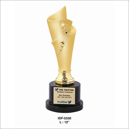 Personalised Award Trophies
