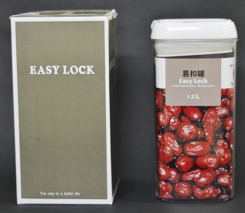 Easy Lock Container