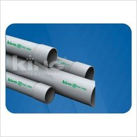 Rigid PVC Pipe
