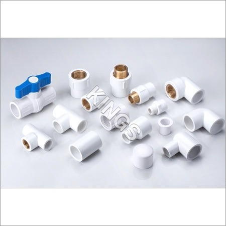 UPVC Plumbing Pipe Fittings