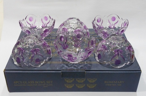 Glass Bowl ( Set of 6 )